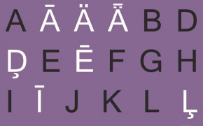 Alphabet and Pronunciation