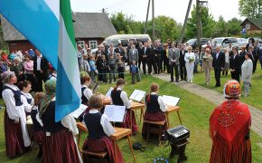Lībieši atjaunotajā Latvijas Republikā