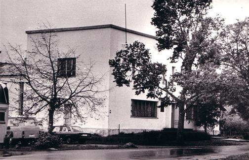 Lībiešu tautas nams (LKS arhīvs)