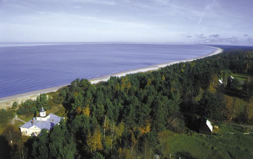 Jūras bilde Miķeļtornis (Viesturs Ozoliņš)