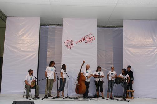 Nurmorkestõr 2008. gada dziesmusvetkos