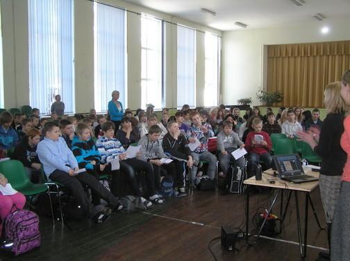 Keelepäev Kilingi-Nõmme gümnaasiumis 3