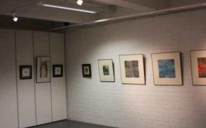Lībiešu mākslinieku izstāde Tartu