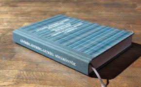 Liivi sõnaraamatu esitlus Tartus