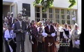 Līvu svētki 2002