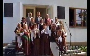 Līvu svētki 2008