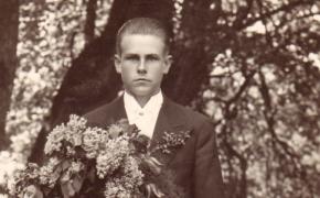 Viktoram Bertholdam – lībietim, zvejniekam un dziedniekam – 100