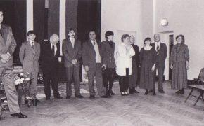 """Pirms 30 gadiem nodibināja """"Līvõd rānda"""" (""""Lībiešu krastu"""")"""