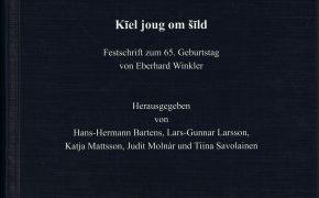 """Eberharda Vinklera jubilejas krājums """"Kīel joug om šīld"""""""