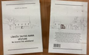 Svinam Erki Hutunena 120. dzimšanas dienu kopā ar tautas nama grāmatu!